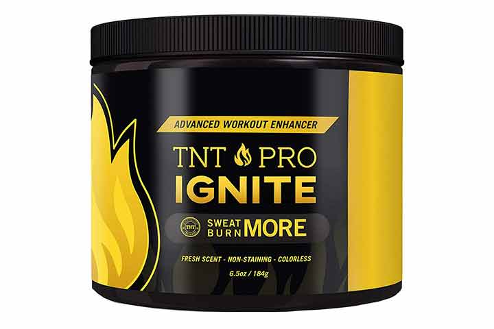 TNT Pro Ignite Sweat Cream