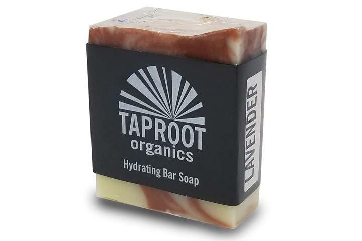 Taproot Organics Hydrating Bar Soap