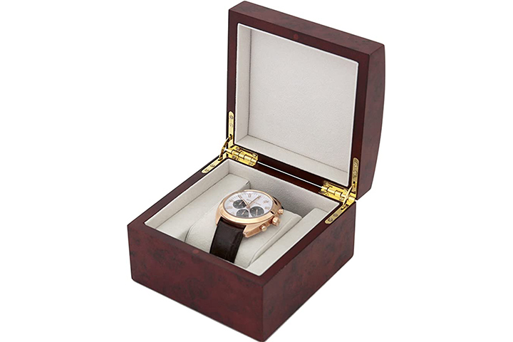 Tech Swiss Single Watch Box