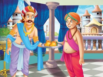 Tenali Rama Story: The Golden Mangoes