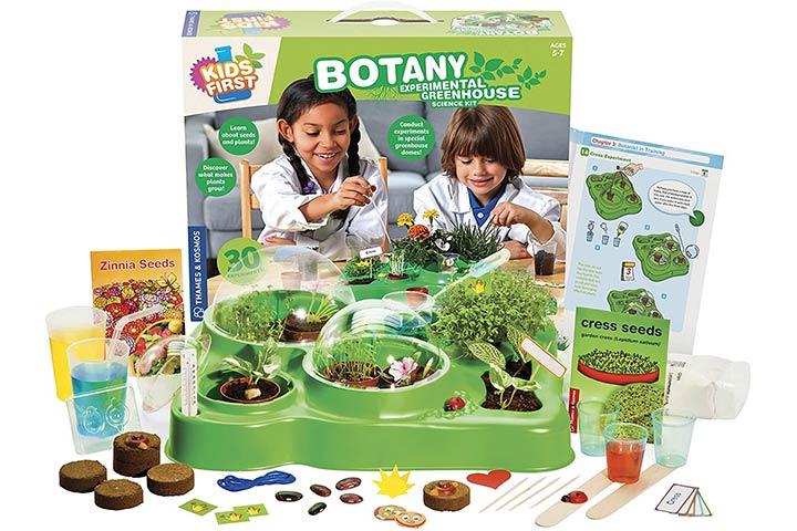 Thames & Kosmos Kids First Botany