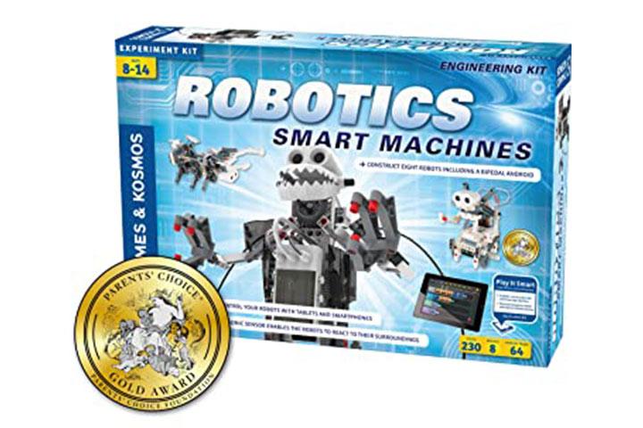 Thames & Kosmos Robotics