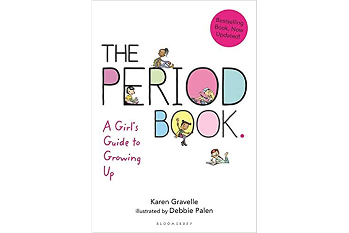 The Period Book A Girl's