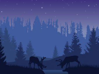 जातक कथा: लक्खण मृग की कहानी | The Story Of The Two Deer In Hindi