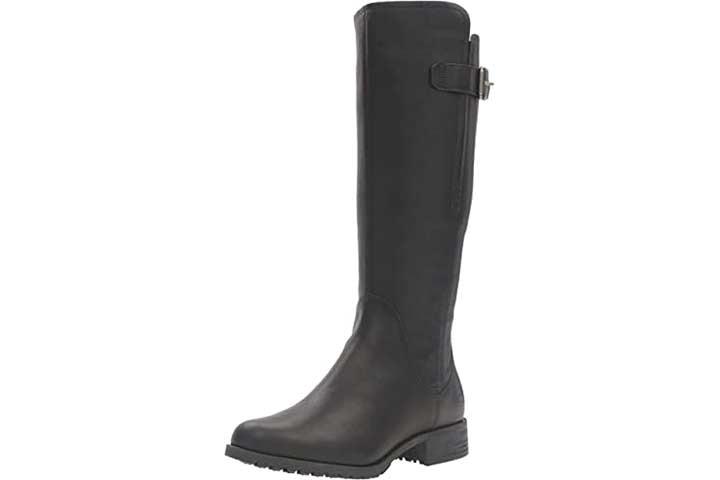Timberland Women's Banfield Tall Waterproof Riding Boots