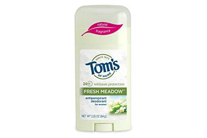 Tom's of Maine Women's Antiperspirant Deodorant Stick
