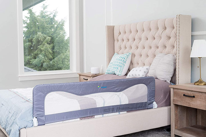 TotCraft Toddler Bed Rail