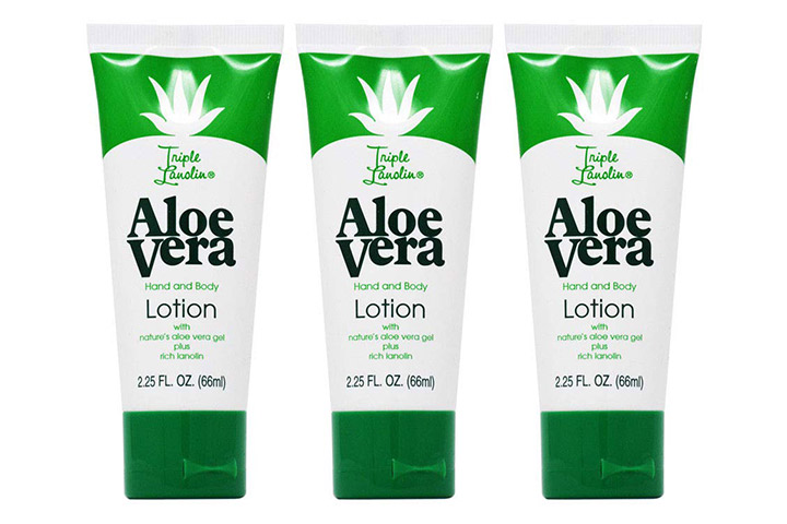 Triple Lanolin Aloe Vera Hand