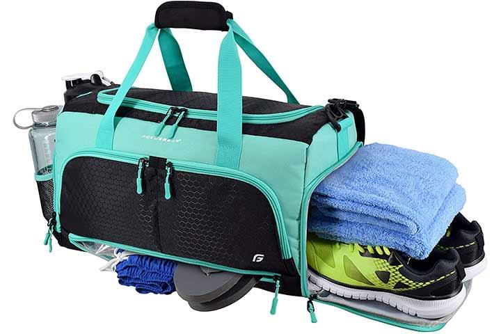 Ultimate Gym Bag 2.0 By Focusgear