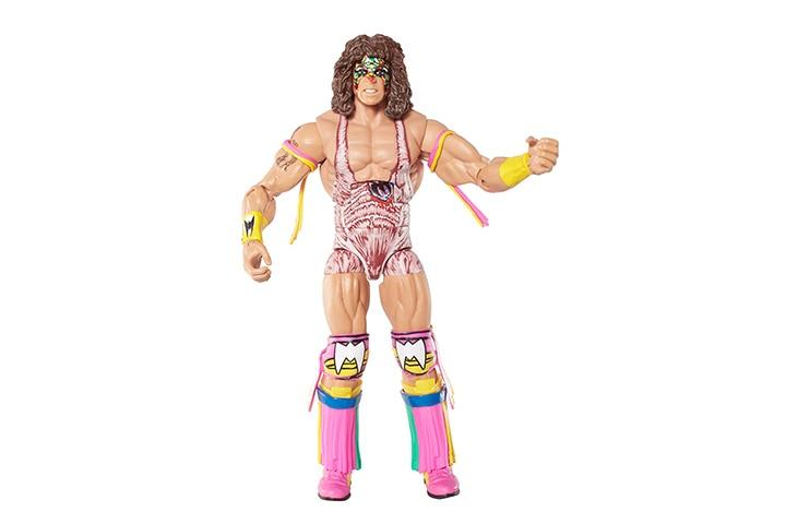 Ultimate Warrior action figure