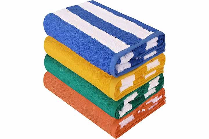 12 Best Beach Towels Of 2021