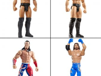 17 Best WWE Toys To Buy In 2020