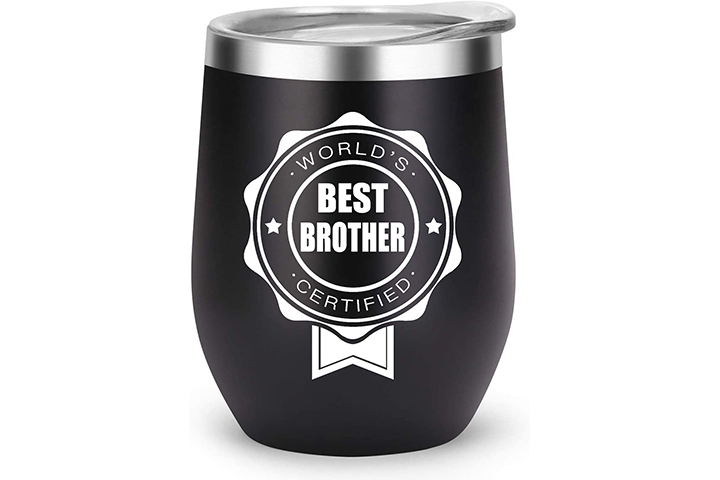 World's Best Brother Travel Tumbler