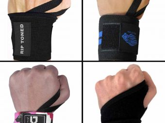 13 Best Wrist Wraps To Buy In 2021