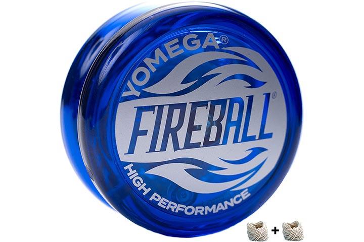 Yomega Fireball Anatomy