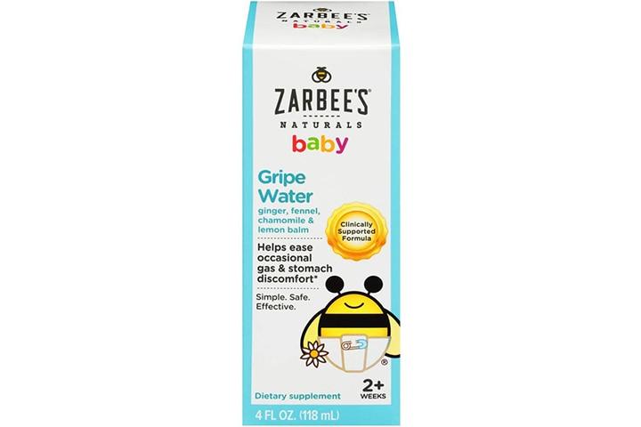 Zarbee's Naturals Baby Gripe