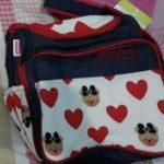 Babyhug Vogue Denim Diaper Bag-Baby hug diaper bag-By amarjeet