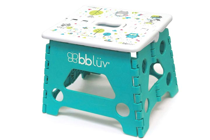 bbluv Step Folding Step Stool