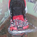 LuvLap Galaxy Baby Stroller-Big smile-By riya44