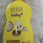 Lotus Herbals Baby Little Bubbles Body Wash-Lotus-By rajeswaritcode