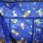 Mee Mee Nursery Bag With Insulated Bottle Holder Multi Print-Mee mee nursery bag-By amarjeet