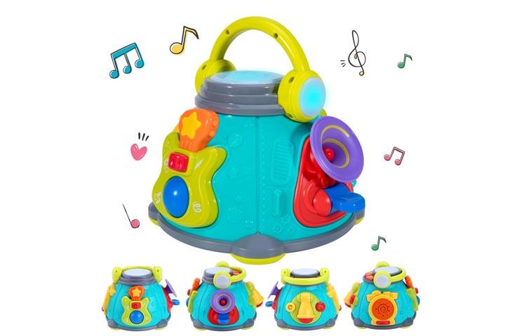 iPlay, iLearn Baby Music Activity Cube Center
