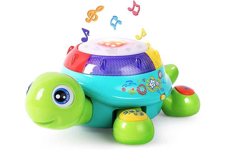 iPlay, iLearn Musical Turtle Toy