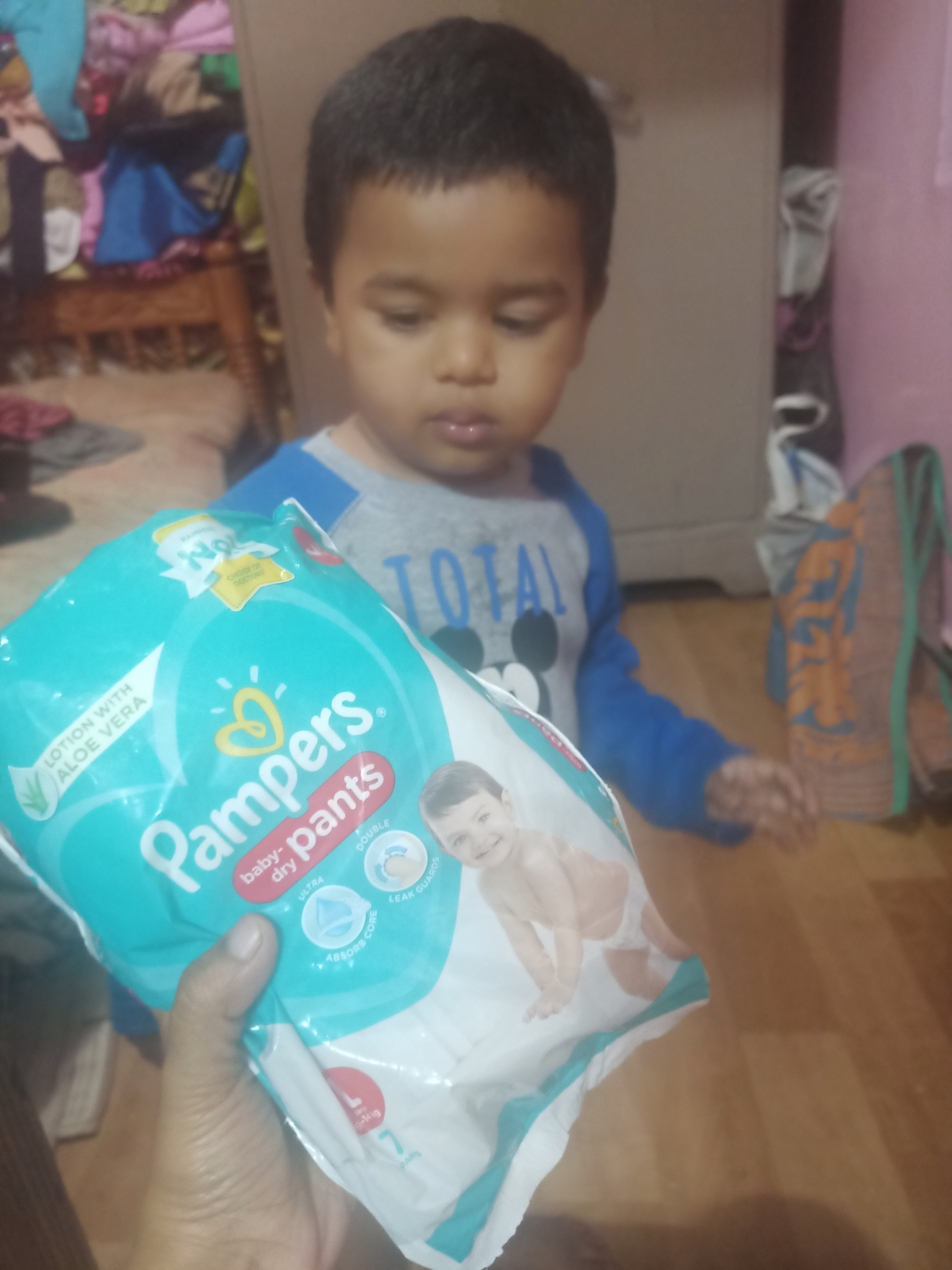 Pampers New Diapers Pants-Wow product-By ranjitha