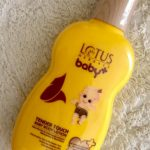 Lotus Herbals baby+ Tender Touch Baby Body Lotion-Lotus body lotion-By