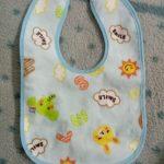 BRANDONN Newborns Premium Baby Cotton Bibs-Newborn bibs-By