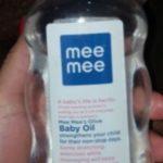 Mee Mee Baby Oil-Effective mee mee oil-By