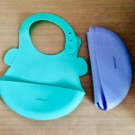 KidDough Waterproof Silicone Bib-Nice kid bib-By