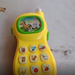 Lalli Sales Learning Mobile Phone Toy for Kids-Cute mobile-By