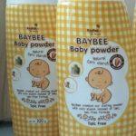 Baybee talc free baby powder-Baybee powder-By