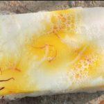 Omved MRUDU Almond Milk and Saffron Ayurvedic Baby Soap-Almond milk soap-By