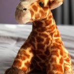 Wild Republic CK Baby Giraffe Soft Toy-Nice giraffe-By