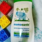 Mamaearth Gentle Cleansing Shampoo For Babies-Mamaearth shampoo-By