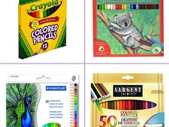 10 Best Colored Pencils For Kids In 2020