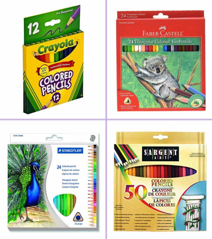 Best Colored Pencils For Kids In 2020