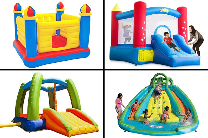 13 Best Bounce Houses Of 2020 Our Top Picks