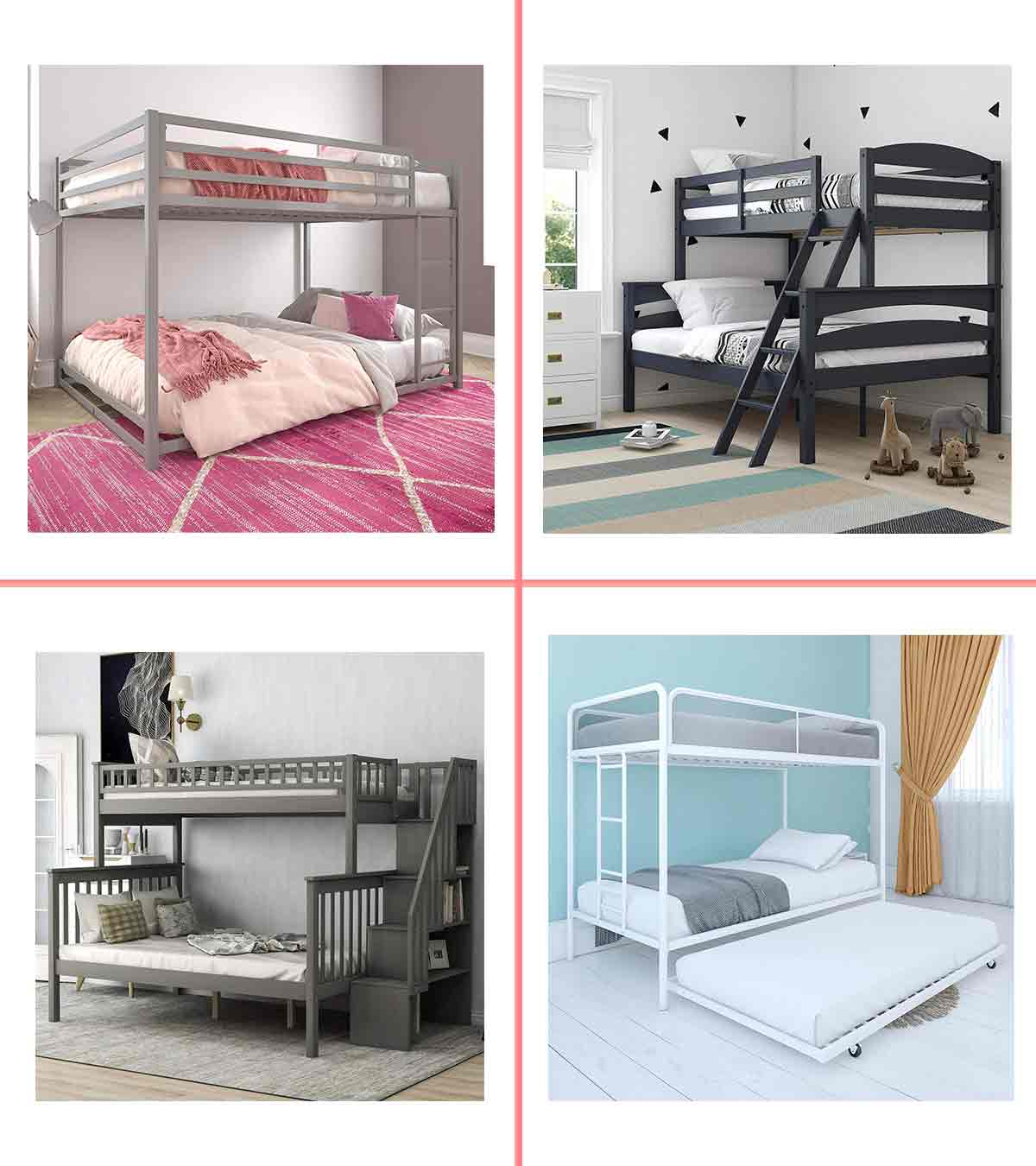 Picture of: 13 Best Bunk Beds For Kids In 2020