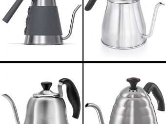 13 Best Gooseneck Coffee Kettles In 2021