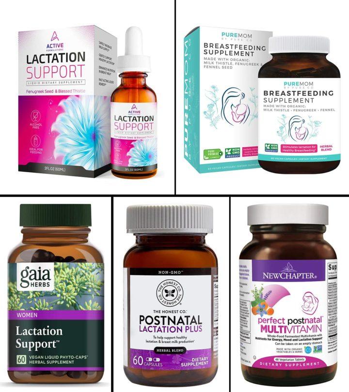 13 Best Lactation Supplements In 2020
