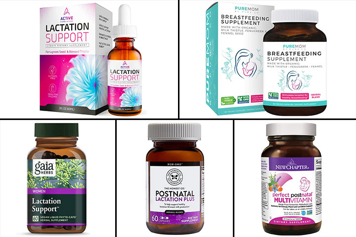 13 Best Lactation Supplements In 2020
