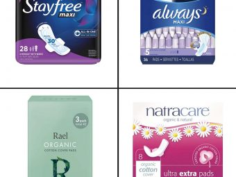 13 Best Postpartum Pads To Buy In 2021