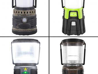 13 Best Rechargeable Lanterns In 2020