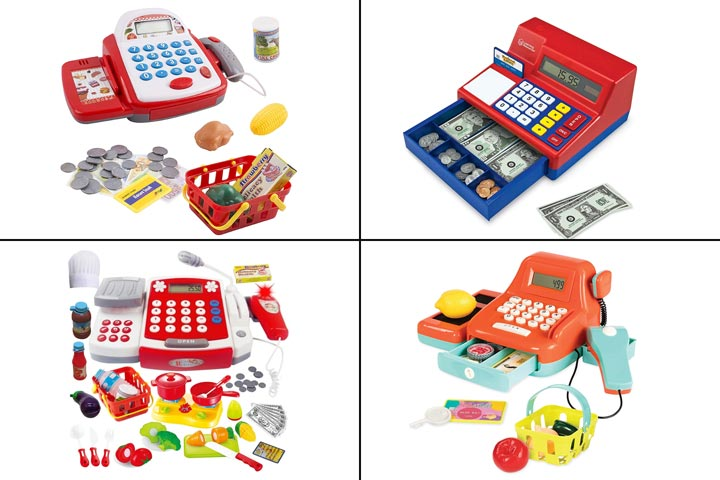 13 Best Toy Cash Registers For Kids In 2020