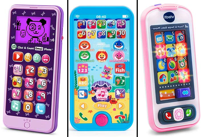 13 Best Toy Phones For Toddlers In 2020