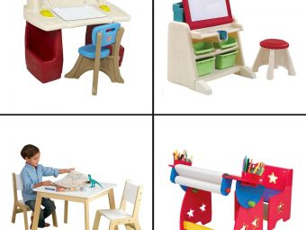 15 Best Kids' Art Tables To Buy In 2021
