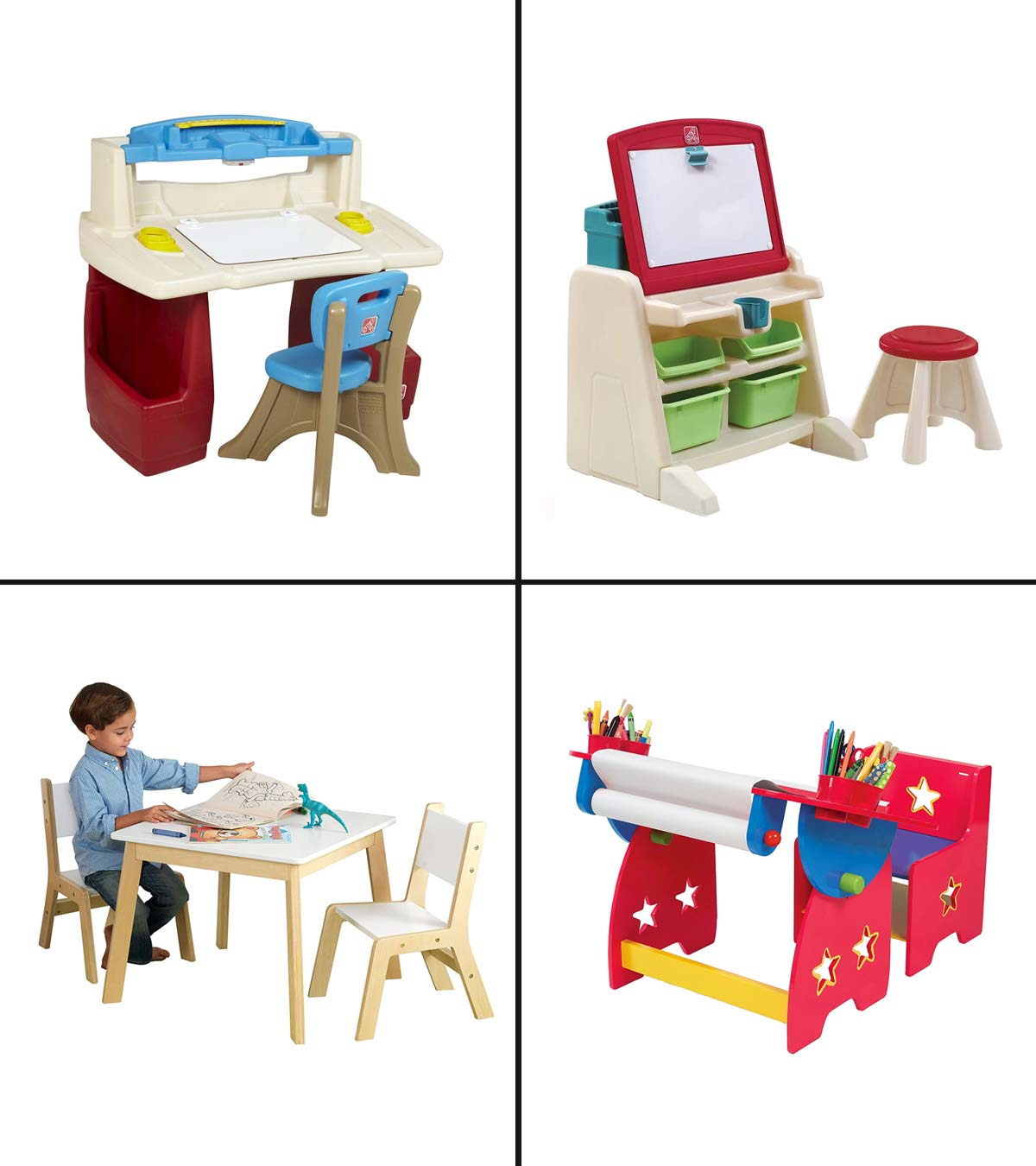 15 Best Kids Art Tables Of 2020